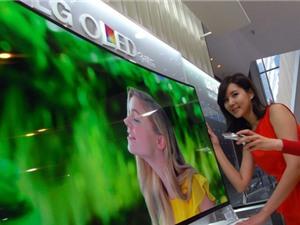 LG sẽ soán ngôi TV mỏng nhất thế giới tại IFA 2015