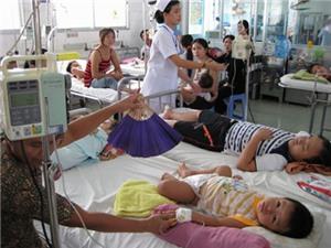 25.000 người mắc sốt xuất huyết trong 8 tháng