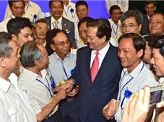 Lãnh đạo Chính phủ gặp mặt các nhà khoa học trẻ tiêu biểu 2015