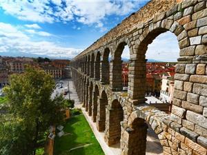 Kỳ quan cầu dẫn nước La Mã hoạt động suốt 2.000 năm