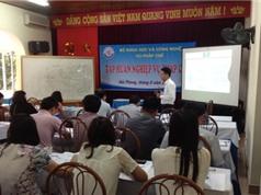Tập huấn nghiệp vụ pháp chế năm 2015