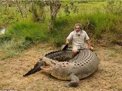 Người đàn ông điều khiển được sát thủ đầm lầy