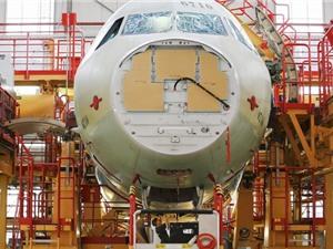 Bên trong nhà máy lắp ráp máy bay Airbus ở Trung Quốc