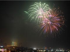 Những điểm bắn pháo hoa mừng Quốc khánh