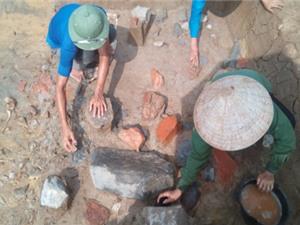 Phát hiện nhiều di vật hiếm niên đại hàng nghìn năm ở Thanh Hóa