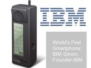 Khám phá chiếc smartphone đầu tiên trên thế giới