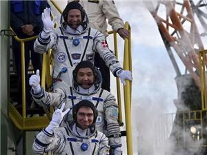 Nga phóng thành công tàu vũ trụ Soyuz thứ 500
