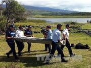Pháp xác nhận mảnh vỡ trên đảo Reunion là của máy bay MH370