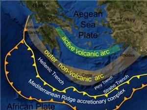 Sẽ có sóng thần hủy diệt ập vào Địa Trung Hải?