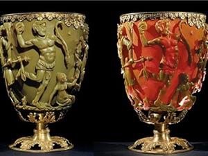 Chiếc cốc nano đi trước thời đại của người La Mã