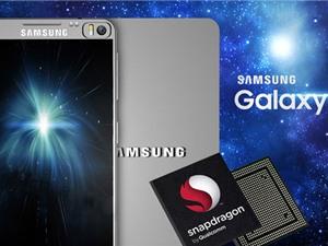 """Samsung """"tăng lực"""" phát triển Galaxy S7 chạy chip Snapdragon 820"""