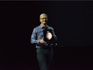 Apple ra mắt iPad Pro màn hình 12.9 inch