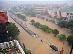 Thời tiết bất thường hè 2015: Sapa lạnh tê tái,  Quảng Ninh lụt lịch sử