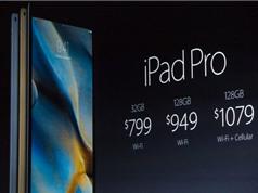 """Cận cảnh chiếc máy tính bảng """"khổng lồ"""" iPad Pro"""