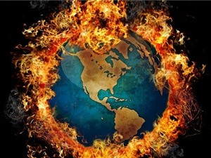 Năm 2015, Trái đất nóng kỷ lục trong lịch sử