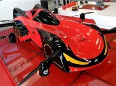 Trung Quốc chế tạo xe bay lên thẳng