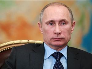 Trang web của Tổng thống Nga Putin bị tin tặc tấn công