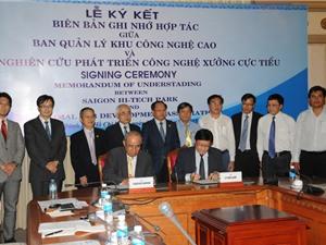 Nhật Bản ký thỏa thuận đào tạo công nghệ Minimal Fab cho Việt Nam