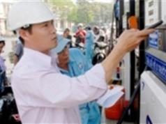 Gắn thiết bị in chứng từ cho cột đo xăng dầu