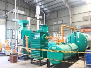 Việt Nam chế tạo thành công máy tạo ra điện từ rác