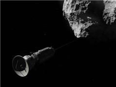 """Tàu của NASA hạ cánh trên sao chổi để """"đi nhờ"""" qua thiên hà"""