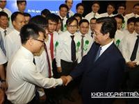 """Lời """"gan ruột"""" của nhà khoa học trẻ với Thủ tướng"""