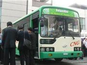 TPHCM: Gia hạn thời gian sản xuất 300 xe buýt sạch đến 2017