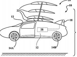 Toyota đang phát triển... xe bay