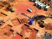 Bộ xương chủ nhân ngôi mộ cổ thời Chiến Quốc biến mất bí ẩn