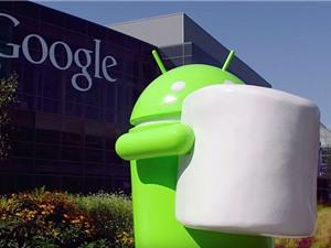 Lộ thời điểm ra mắt hệ điều hành Android 6.0 Marshmallow