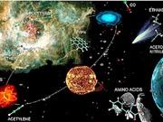Sự sống trên Trái Đất có thể đến từ vũ trụ