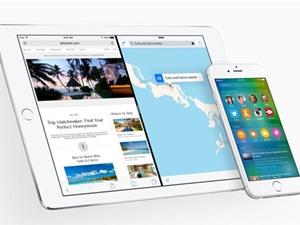 iOS 9 thiết lập kỷ lục mới