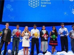 Thiếu niên 16 tuổi giật giải thưởng lớn của Google