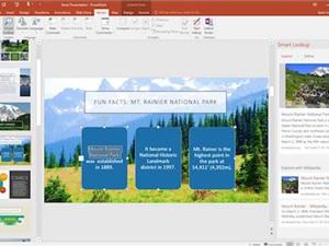 Bộ ứng dụng Office 2016 trình làng