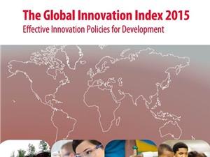 Đổi mới sáng tạo toàn cầu 2015: Việt Nam tăng 19 bậc và đứng thứ 52 thế giới