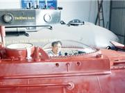 """""""Cha đẻ"""" của tàu ngầm Trường Sa 1 chế tạo thêm tàu ngầm lặn bùn, vượt cạn"""