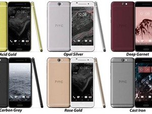 HTC phát triển smartphone Android cao cấp giống iPhone