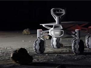 Làm xe di động trên Mặt Trăng