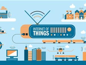 4 cấu phần của Internet of Things