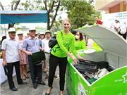 Thu gom, tái chế chất thải điện tử miễn phí cho người dân Hà Nội