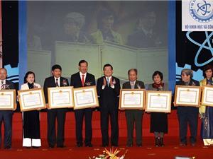 Bộ KH&CN triển khai kế hoạch xét tặng Giải thưởng Hồ Chí Minh và Giải thưởng Nhà nước về KH&CN đợt 5