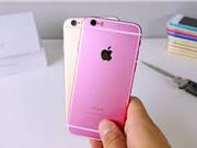 Việt Nam chưa được bán iPhone 6S chính hãng trong tháng 10
