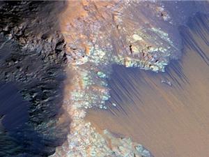 Nguy cơ lây lan vi khuẩn từ Trái đất đến sao Hỏa