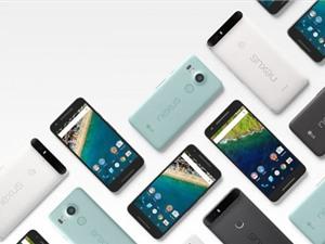 Google chính thức ra mắt Nexus 5X và 6P