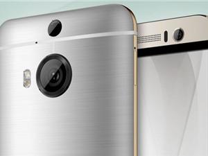 """HTC tung thêm 2 smartphone """"hàng khủng"""""""