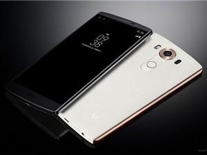 LG trình làng smartphone với hai màn hình, camera kép mặt trước
