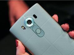 Trên tay chiếc smartphone 2 màn hình của LG