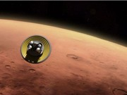 NASA muốn sản xuất nhiên liệu cho tàu vũ trụ ngay trên sao Hỏa