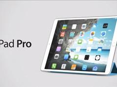 Lộ thời điểm lên kệ của iPad Pro