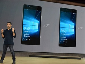 Microsoft chính thức trình làng 3 smartphone Lumia